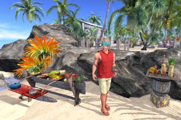 Tahitian Picnic